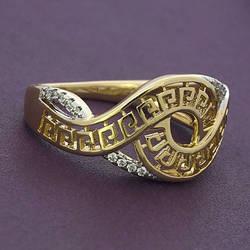 Кольцо Xuping 18 карат №163 размер 16,17,18