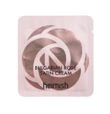 Heimish Bulgarian Rose Satin Cream Крем для лица с болгарской розой