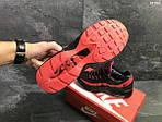 Зимние кроссовки Nike 95 (черно/красные) ЗИМА, фото 4