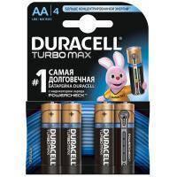 Батарейки Duracell - Turbo Max АА LR6 1.5V