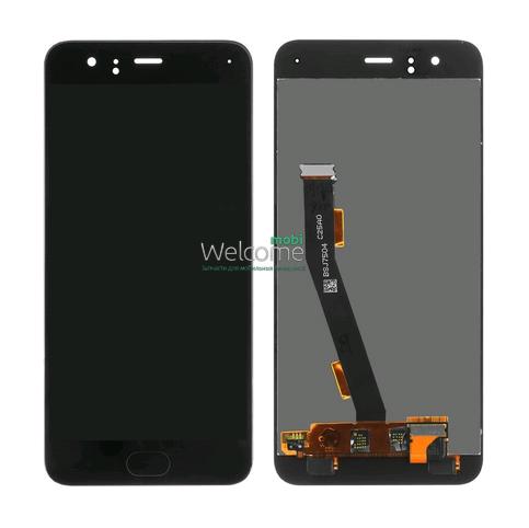 Модуль Xiaomi Mi6 black and flex дисплей экран, сенсор тач скрин Сяоми Ксиоми Ми 6