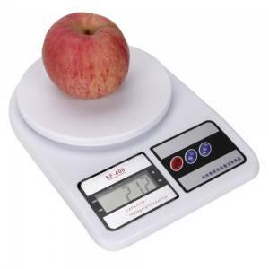 Кухонні електронні ваги від 1г до 10 кг DOMOTEC SF-400
