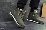 Зимние ботинки Timberland (зеленые), фото 2