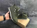 Зимние ботинки Timberland (зеленые), фото 4