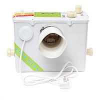 220VВертикальныйсанитарныймацераторНасосАвтоматическое удаление мусора Утилизация воды Туалетная раковина - 1TopShop