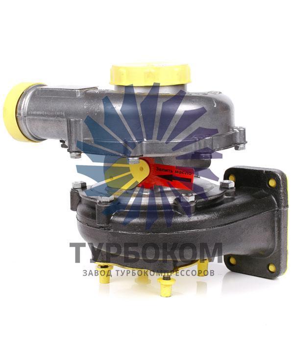 Турбокомпресор (турбіна) ТКР 7