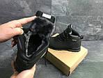 Зимние ботинки Timberland (черные нубук), фото 3