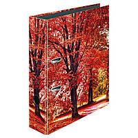 Папка-регистратор Herlitz А4 8см Autumn Delight Trees