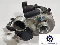 Турбина (турбокомпрессор) Hyundai Santa Fe III 2012-2018, фото 1