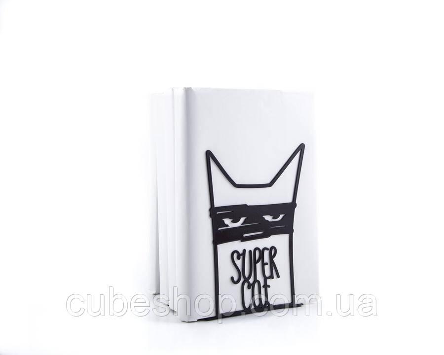 Держатель для книг Супер Кот