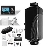 5KW 12V Air Дизельное топливо Нагреватель Автомобиль Нагреватель LCD  Монитор Глушитель Танк Дистанционное Управление Термостат 1TopShop 920e1add48736