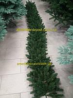 Гирлянда литая Элит 3м зеленая хвойная искусственная