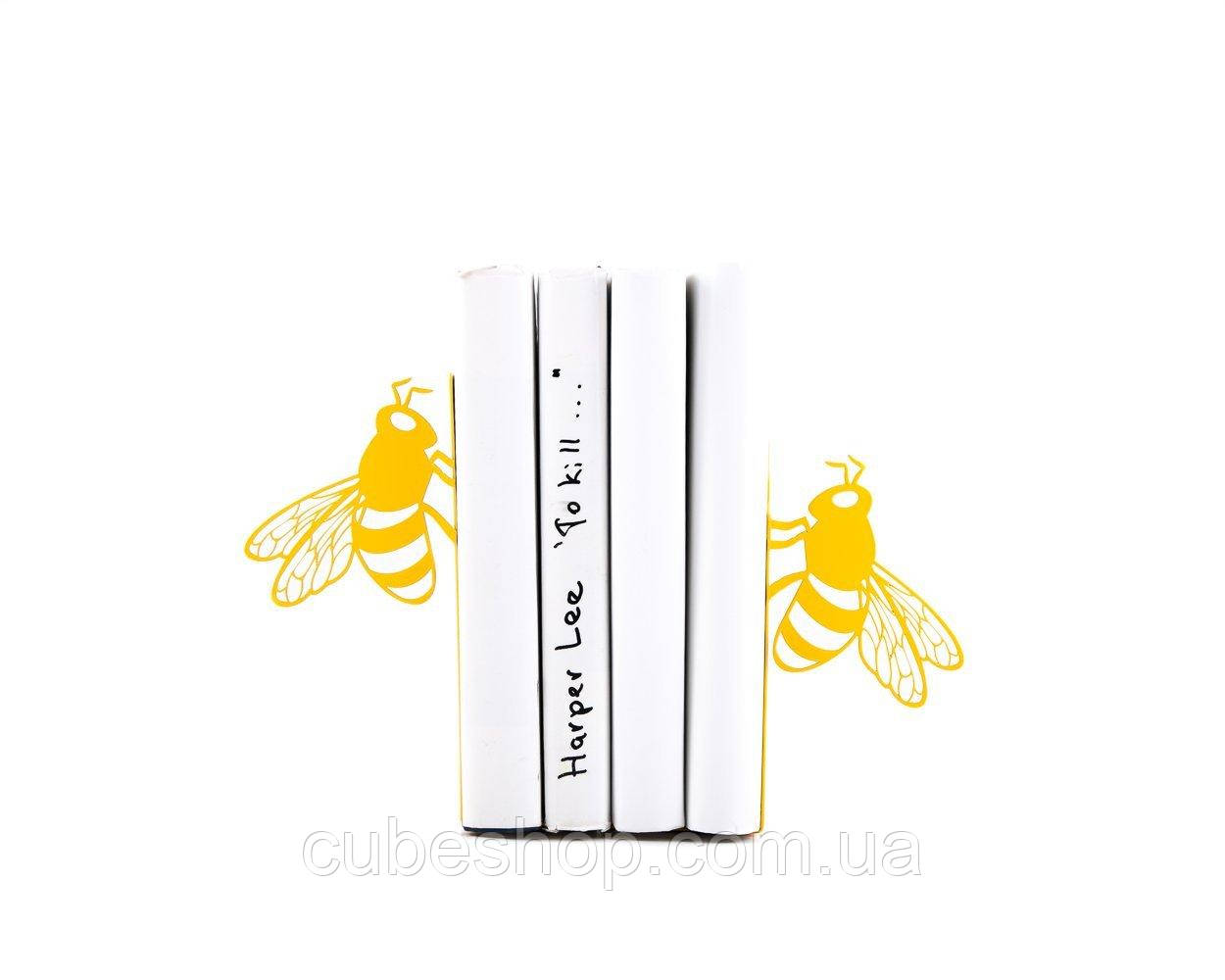 Держатели для книг Пчёлы