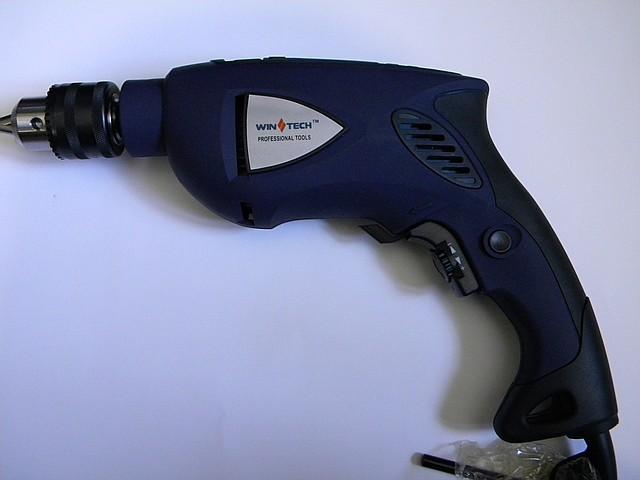 Дрель ударная Wintech WID-650 PRO