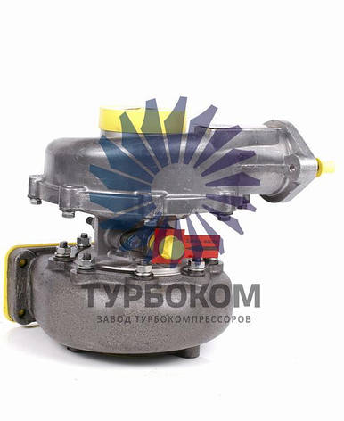 Турбокомпресор (турбіна) ТКР 8,5Н3, фото 2