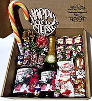 Подарунковий набір №12. Новорічні корпоративні подарунки клієнтам, колегам, партнерам, близьким
