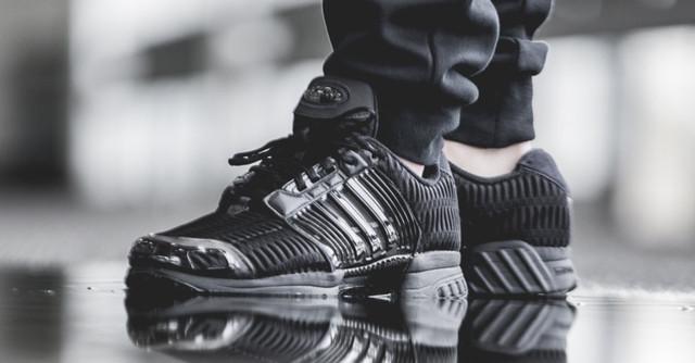 Мужские Кроссовки Adidas Climacool 1 Core Black BA8582 — в Категории ... ab333af842