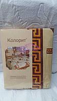 Двуспальное постельное белье Колорит Египет Premium
