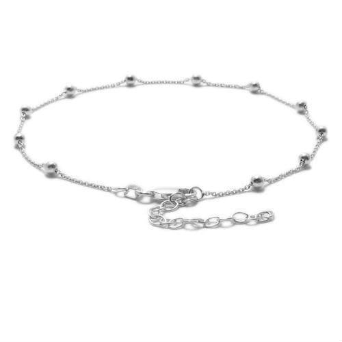 Серебряные браслеты на руку женские
