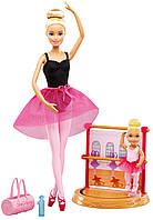 Ігровий набір Barbie Тренування з Челсі серія Я можу бути Mattel DVG13 Тренировка с Челси