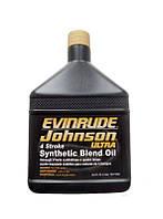 Моторное масло Ultra 4-stroke производства Evinrude / Johnson