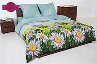 Двуспальное постельное белье Колорит Наутилус Premium
