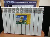 Радиатор алюминиевый Ekvator (Summer) 500/85