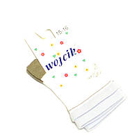 Носки Milosc W Paryzu Белые