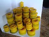 Подушка кріплення кузова до рами 2L TOYOTA ОЕМ 52204-35120 поліуретан, фото 3