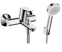 Змішувач для ванни з душем HANSGROHE FOCUS E2 31940266