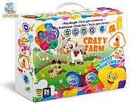 """Набор теста для лепки LOVIN'DO """"Crazy Farm"""""""
