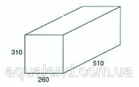 Насос Caribe СК51 Kripsol циркуляційний 0,58 кВт, 8.5м3/год, фото 2