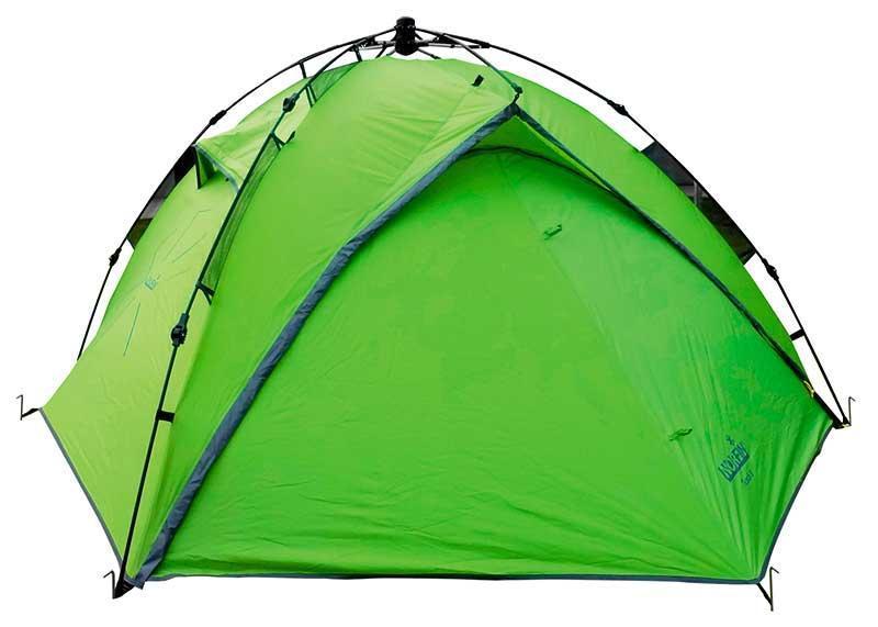 Палатка полуавтоматическая Norfin Tench 3 трехместная двухслойная