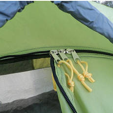 Палатка полуавтоматическая Norfin Tench 3 трехместная двухслойная, фото 2