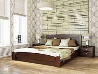 Кровать Селена Аури. МАССИВ. Размер 160 х 200