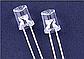 Гірлянда 400 LED 5mm, на чорному проводі, Різнокольорова, фото 2