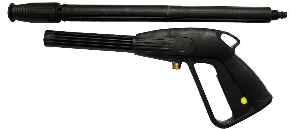 Пистолет для мойки резьба