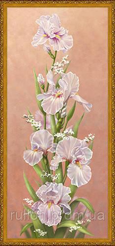 Картина YS-Art CA174-6 33x70 (золотистая рамка)