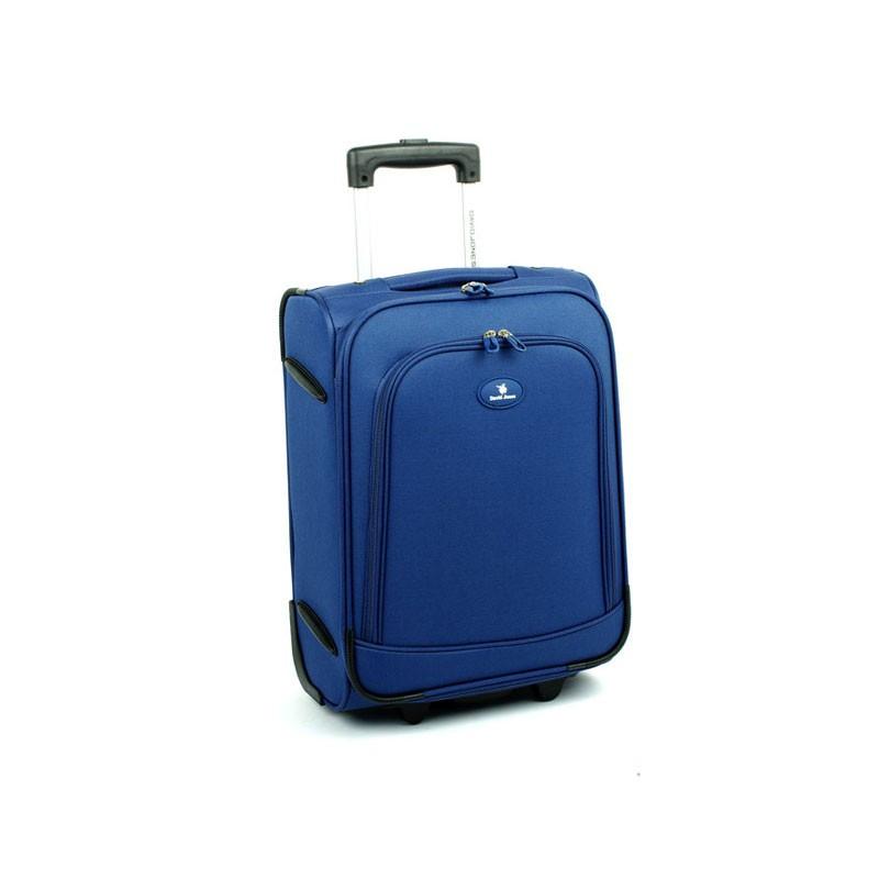 f7e5e0260239 Маленький чемодан David Jones (ручная кладь) синий  продажа, цена в ...