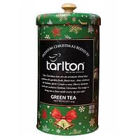 Чай Тарлтон Зеленый Бархат КУСОЧКИ САУСЕПА GP1 150 г