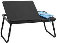 АКЦИЯ! Накроватный столик для ноутбука NT03 Black
