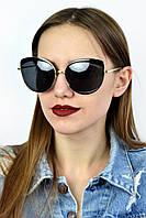 Солнцезащитные очки реплика Chanel с поляризацией черные - L1011 Код 14748 902acc9a83792