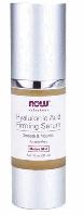 Гиалуроновая разглаживающая сыворотка, Now Foods, Solutions Hyaluronic Acid Firming Serum, 30 мл, фото 1