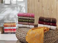 Полотенце бамбуковое махровое Arya Bonita 70х140