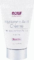 Увлажняющий крем с гиалуроновой кислотой, ночной Now Foods, Hyaluronic Acid Cream, PM Moisture  Formula 59 ml, фото 1