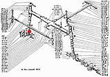 Вісь цапфи Т-25, Д-21 права, фото 3