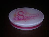 Мыло с картинкой к 8 МАРТА!-90 грамм