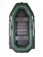 Лодка двухместная надувная пвх omega Ω 250 LS