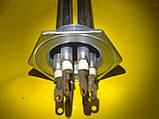 Блок тэн 9.0 кВт./1.5 дюйма/ L-550 мм. медный ( хромированный ) производство БМЗ Украина, фото 2
