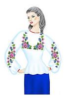 Заготовки женских вышиванок оптом 064